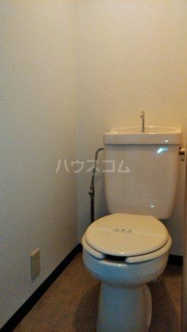 ステラ緑町 202号室のトイレ
