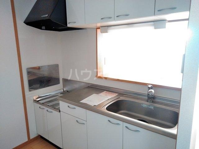 エアリーヒルi C 02020号室のキッチン
