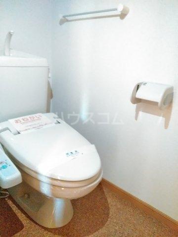 エアリーヒルi C 02020号室のトイレ