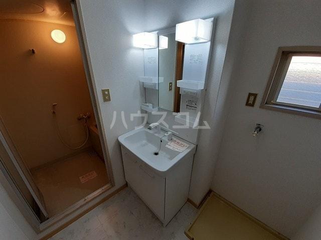 プラドール岡崎 01020号室の洗面所
