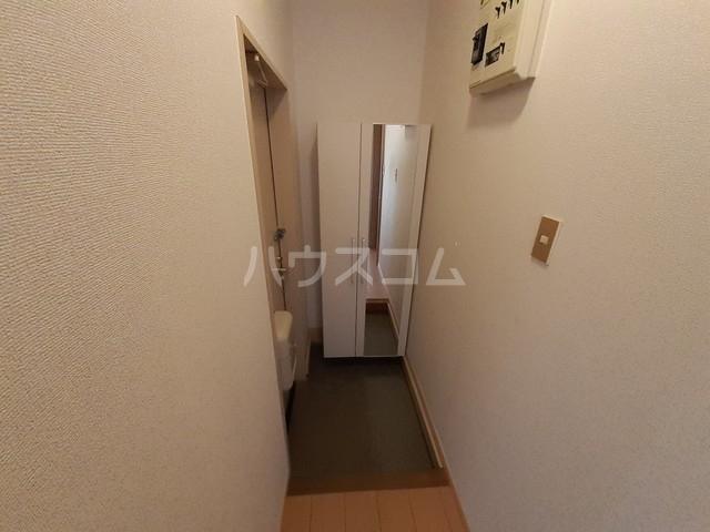 プラドール岡崎 01020号室の玄関