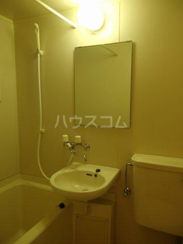 コーポアメニティⅡ 103号室の洗面所