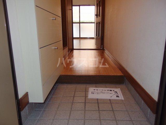 コーポアメニティⅡ 103号室の玄関