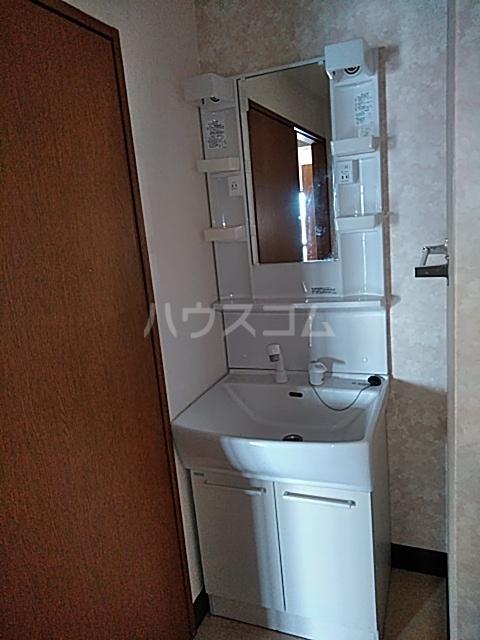 ヴィクトワール 3C号室の洗面所