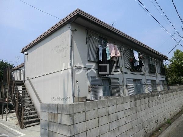 アパートメント国分寺1号棟の外観