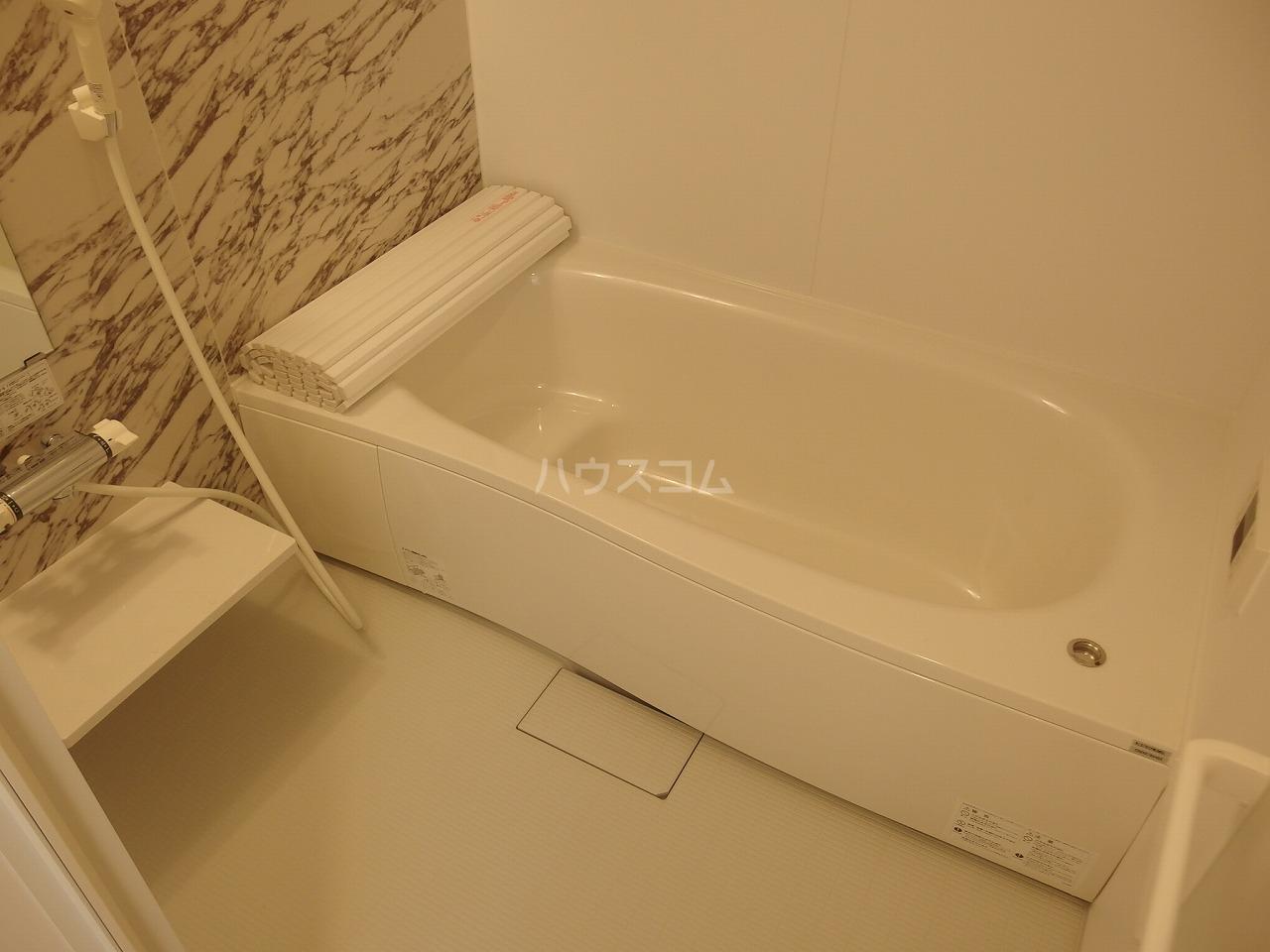 グランメール 102号室の風呂