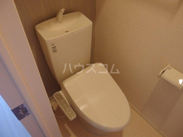 グランメール 102号室のトイレ