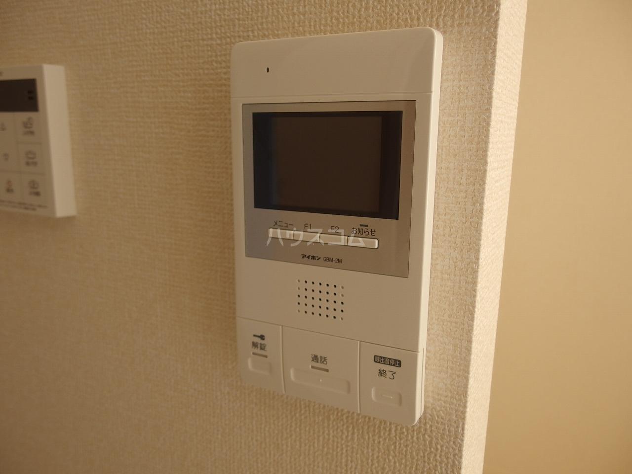 グランメール 103号室のセキュリティ