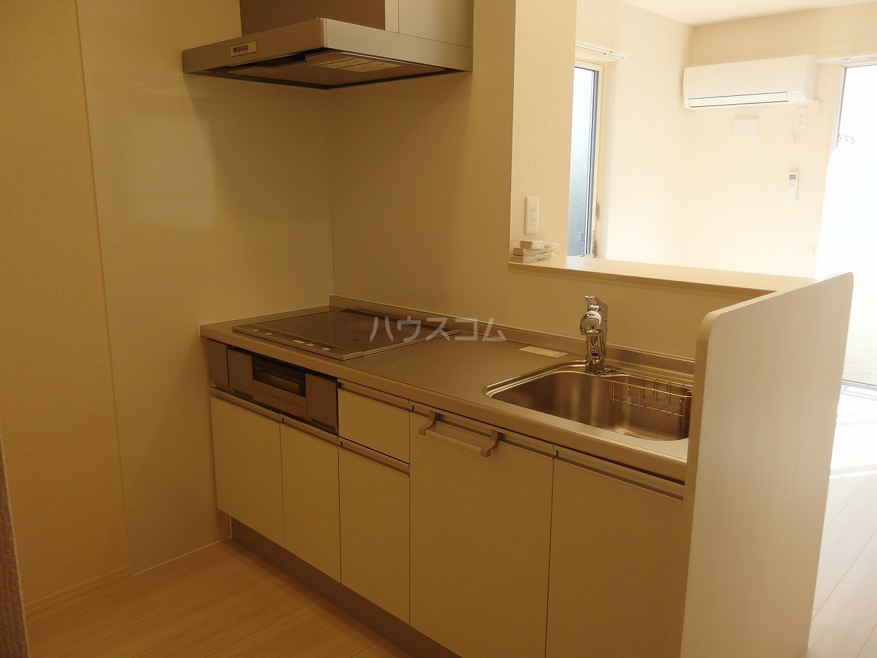 グランメール 103号室のキッチン