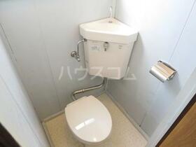 星野荘 2-5号室のトイレ