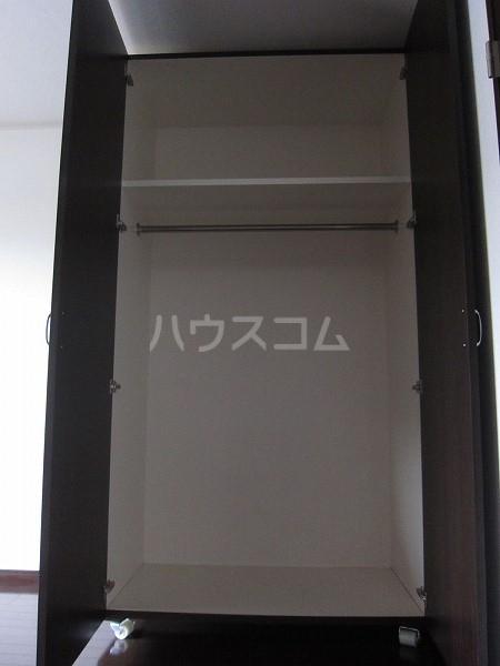 ベルボナール 101号室の収納