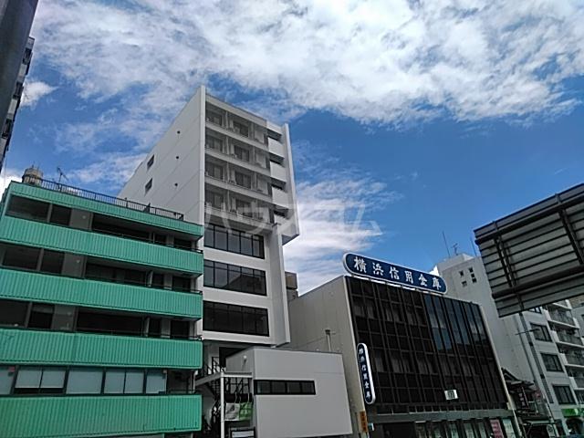 横浜ベイクリウス外観写真