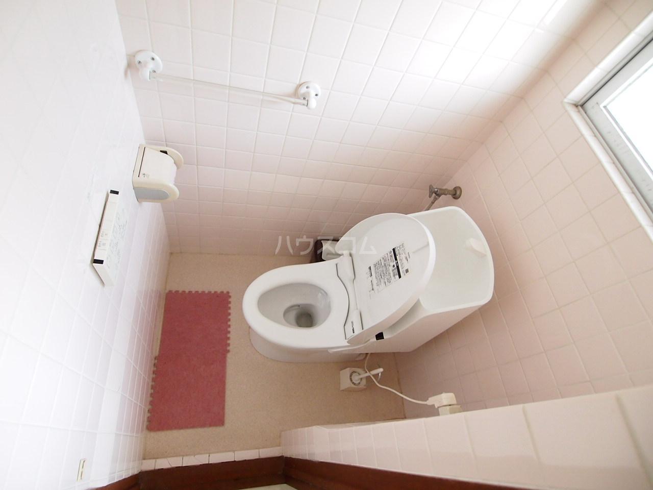 サクラハイツ 201号室のトイレ