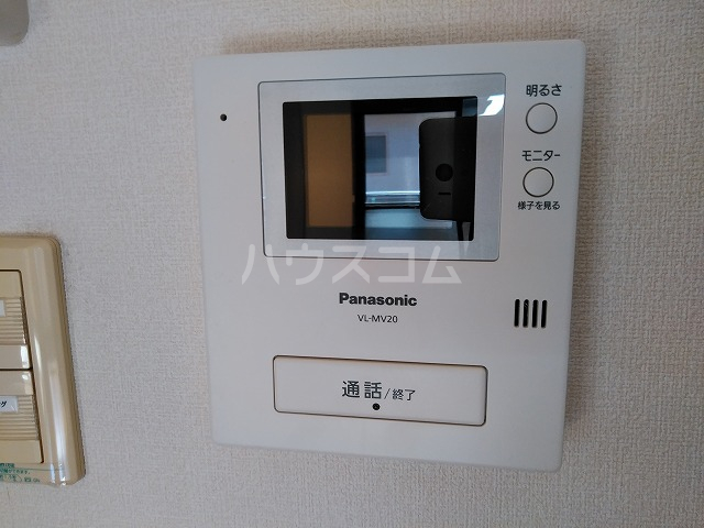 ボナール木太 203号室のセキュリティ
