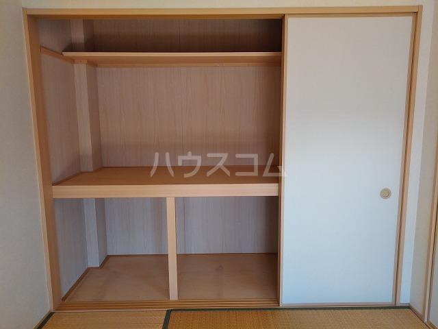 ボナール木太 203号室の収納