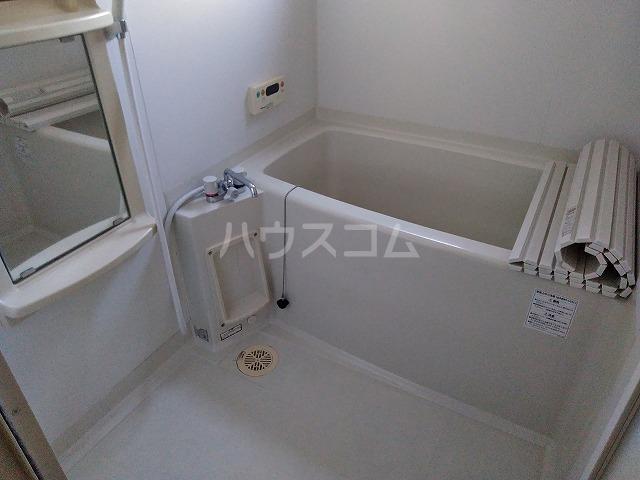 ボナール木太 203号室の風呂