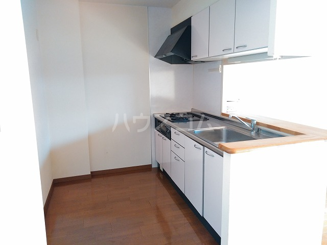 ボナール木太 302号室のキッチン