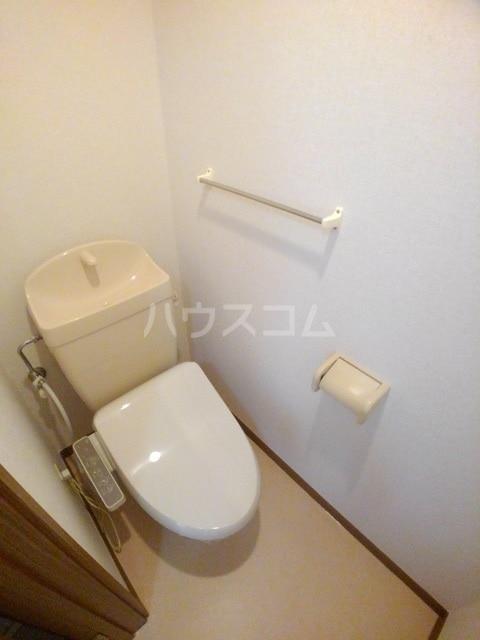 サン・ハロー Cのトイレ
