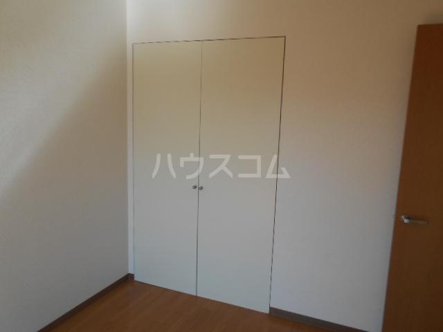 ベルコート 207号室の収納
