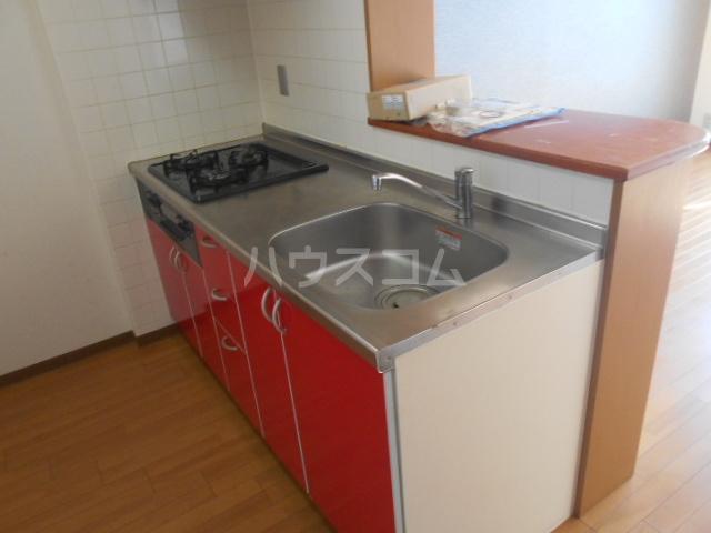 ベルコート 207号室のキッチン