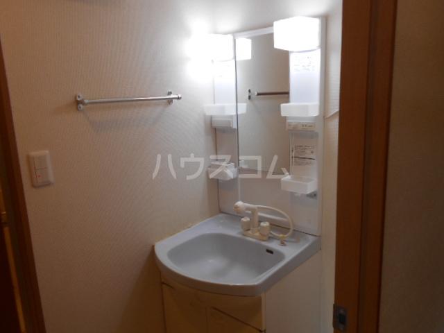 ベルコート 207号室の洗面所