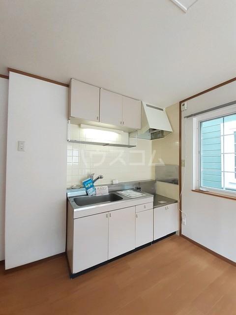 プライムハイツ Ⅰ 02030号室の洗面所