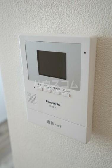 フォレスタ雪谷 202号室のセキュリティ