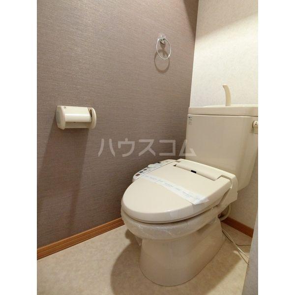 あさひレジデンス六番館 EASTのトイレ