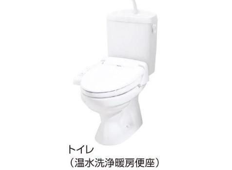 ビ・オーラ城南 01040号室のトイレ