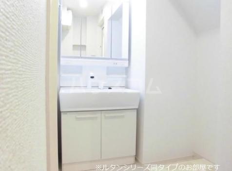 ビ・オーラ城南 01040号室の洗面所