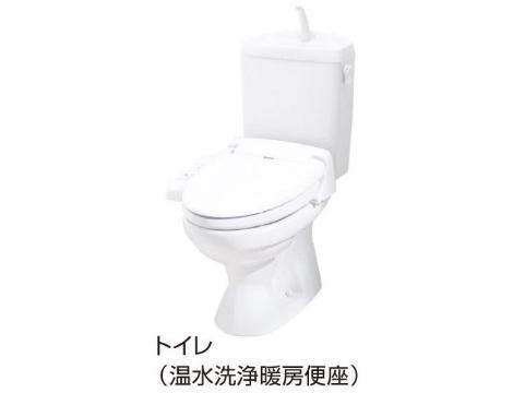ビ・オーラ城南 02030号室のトイレ