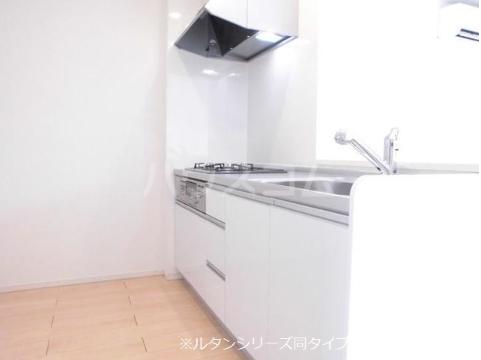 ビ・オーラ城南 02030号室のキッチン