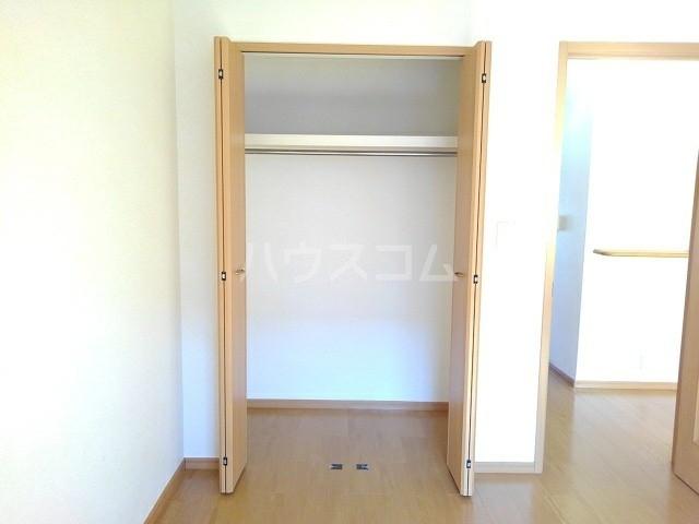 ポニーヒルズ D 01020号室の収納
