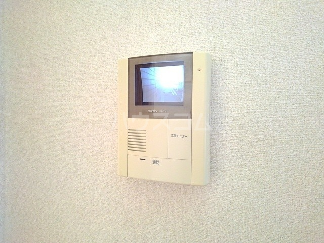 ポニーヒルズ D 01020号室のセキュリティ