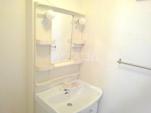 ポニーヒルズ D 01020号室の洗面所