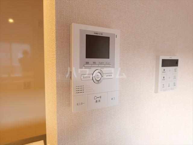 リェス ソーンツェ B 205号室のセキュリティ