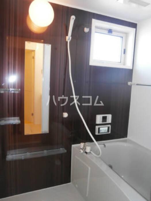リェス ソーンツェ B 205号室の風呂