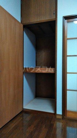 えびすコーポ 103号室の収納