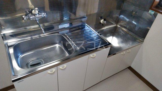 えびすコーポ 103号室のキッチン