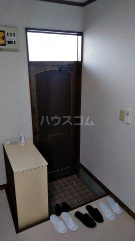 えびすコーポ 103号室の玄関