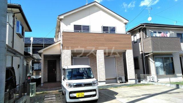 成田市西三里塚住宅外観写真