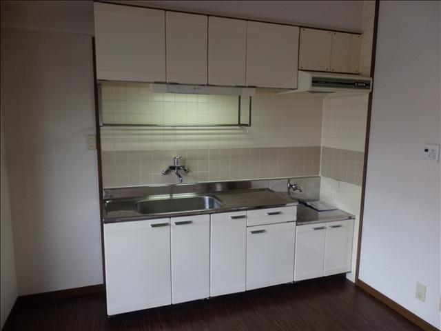 エスポワール五反田 202号室のキッチン