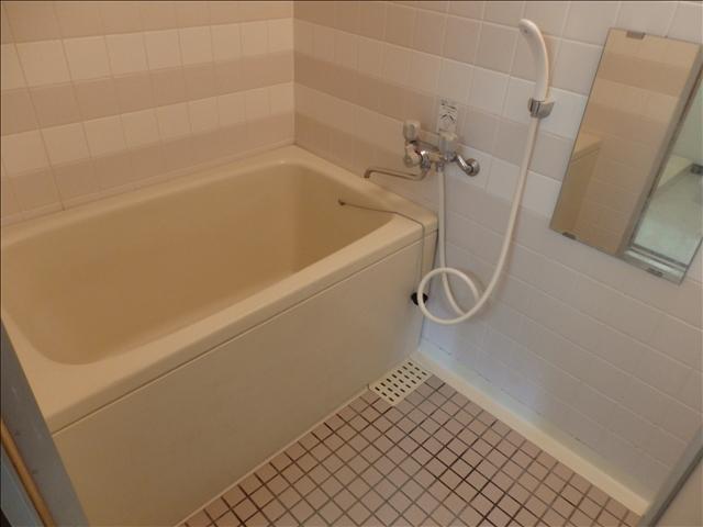 エスポワール五反田 202号室の風呂
