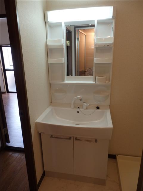 エスポワール五反田 202号室の洗面所