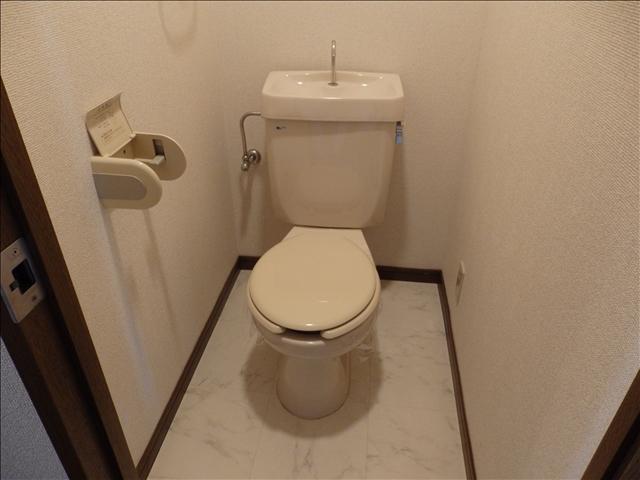 エスポワール五反田 202号室のトイレ