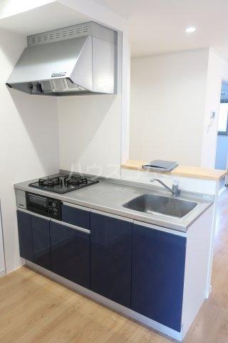 グランレーヴ東別院WEST 202号室のキッチン