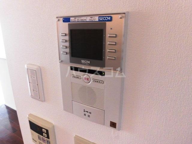 コモド覚王山 302号室のセキュリティ