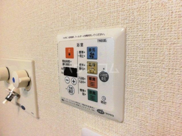 コモド覚王山 302号室の設備