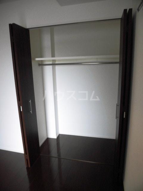 コモド覚王山 302号室の収納