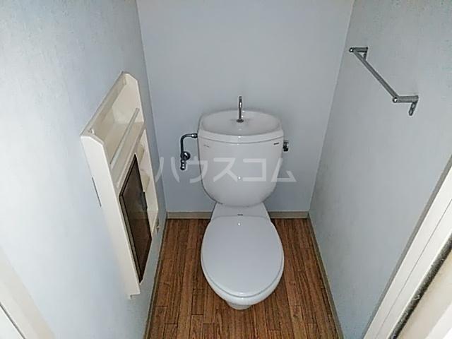 ロイヤルコーポ幸 A 101号室のトイレ